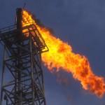 000001241130 - Oil, olio, fuoco, industria petrolifera, Fiamma, Inquinamento, impianto di perforazione, pozzo di petrolio